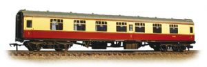 Bachmann 39-152B BR Mark 1 FK (1st Compartment), Crimson/Cream - SPECIAL OFFER